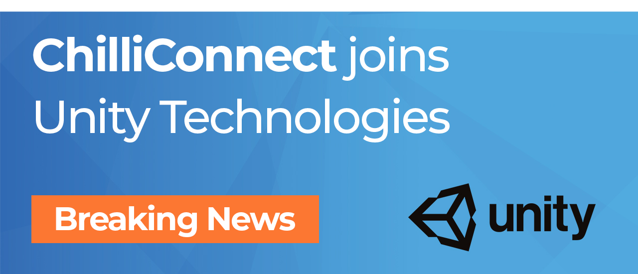 ChilliConnect joins Unity Technologies