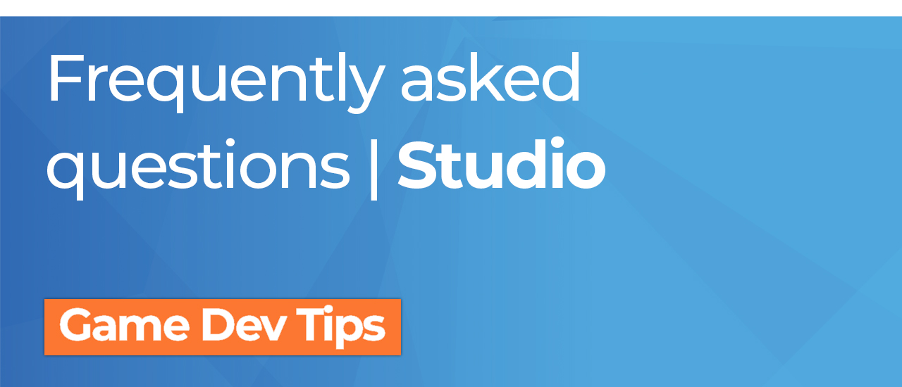 The most FAQs about ChilliConnect Studio answered