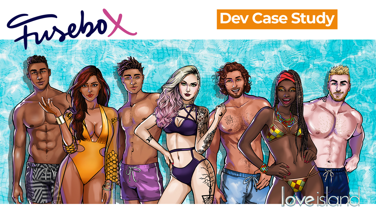 Love Island the game built with ChilliConnect