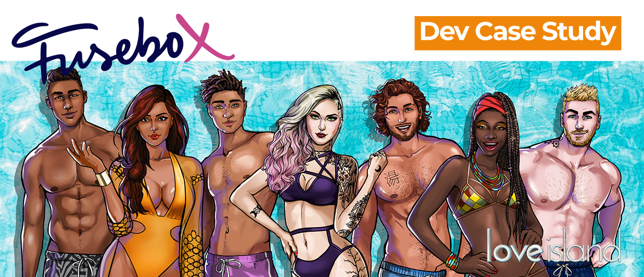 Love Island the Game | Case Study